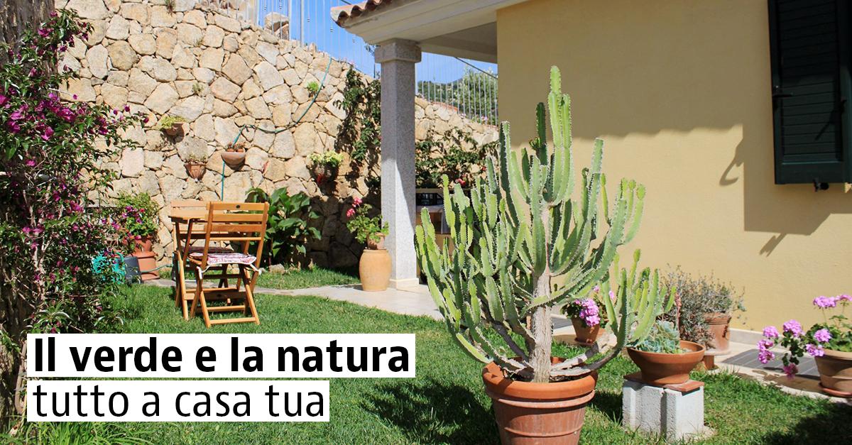 Case con giardino in tutta Italia