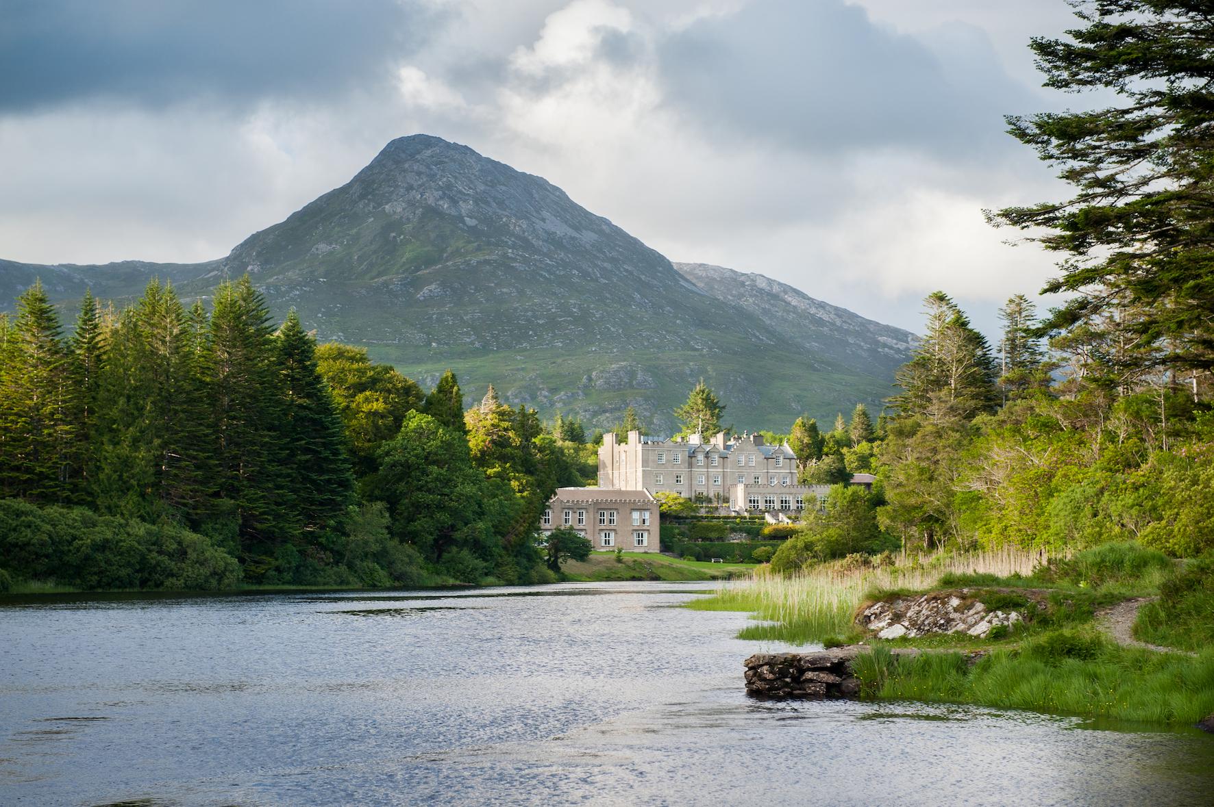 Castello di Ballynahinch, contea di Galway