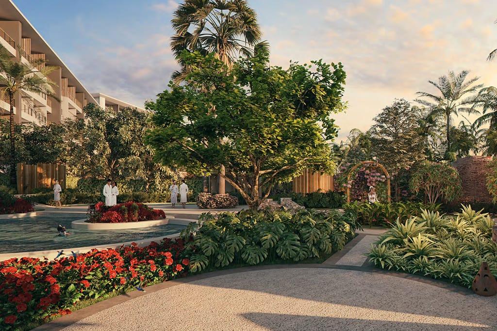 I giardini / Conrad Punta de Mita