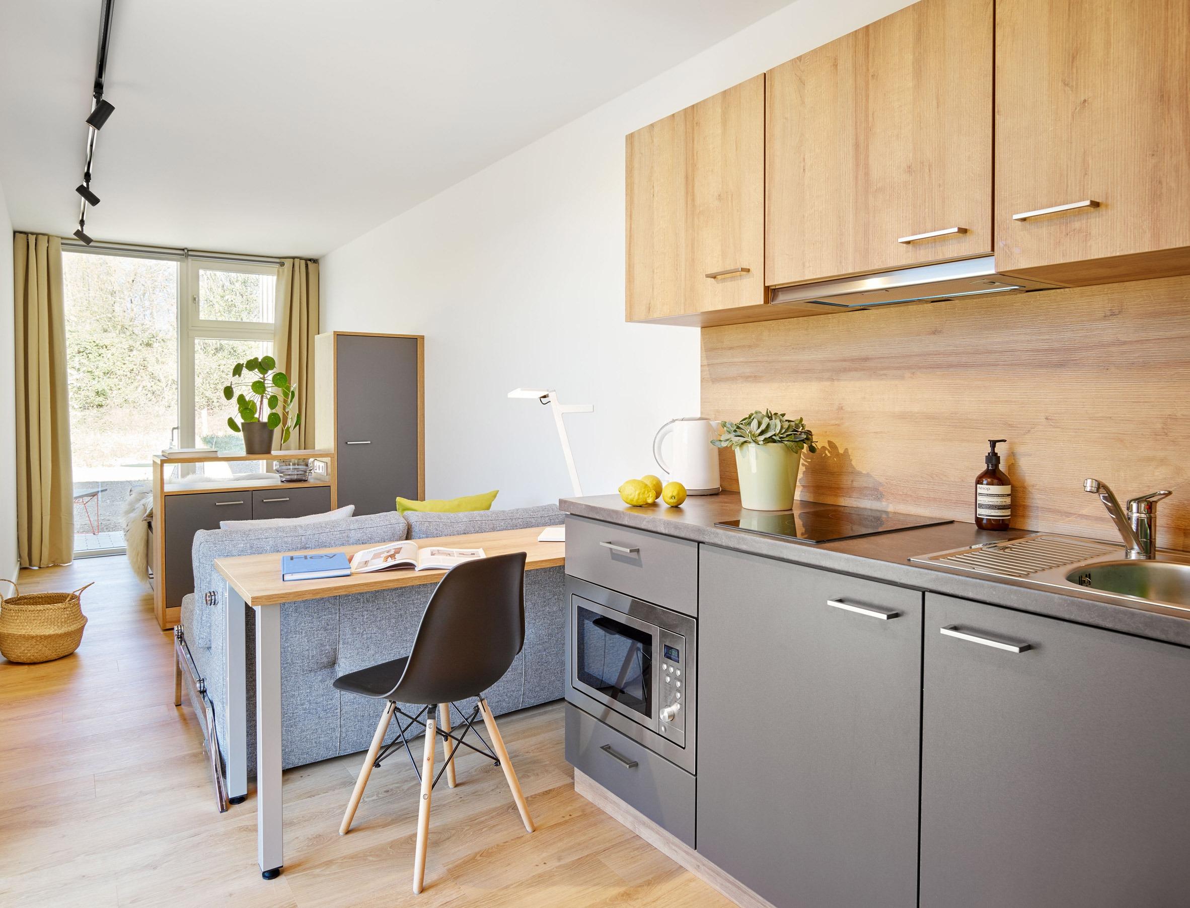 Dettagli della cucina / Stefan Hohloch