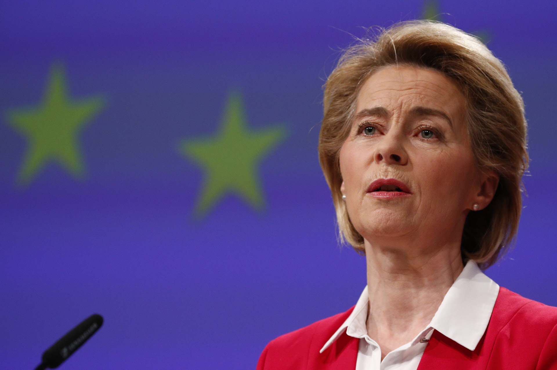 Ursula Von der Leyen / Gtres