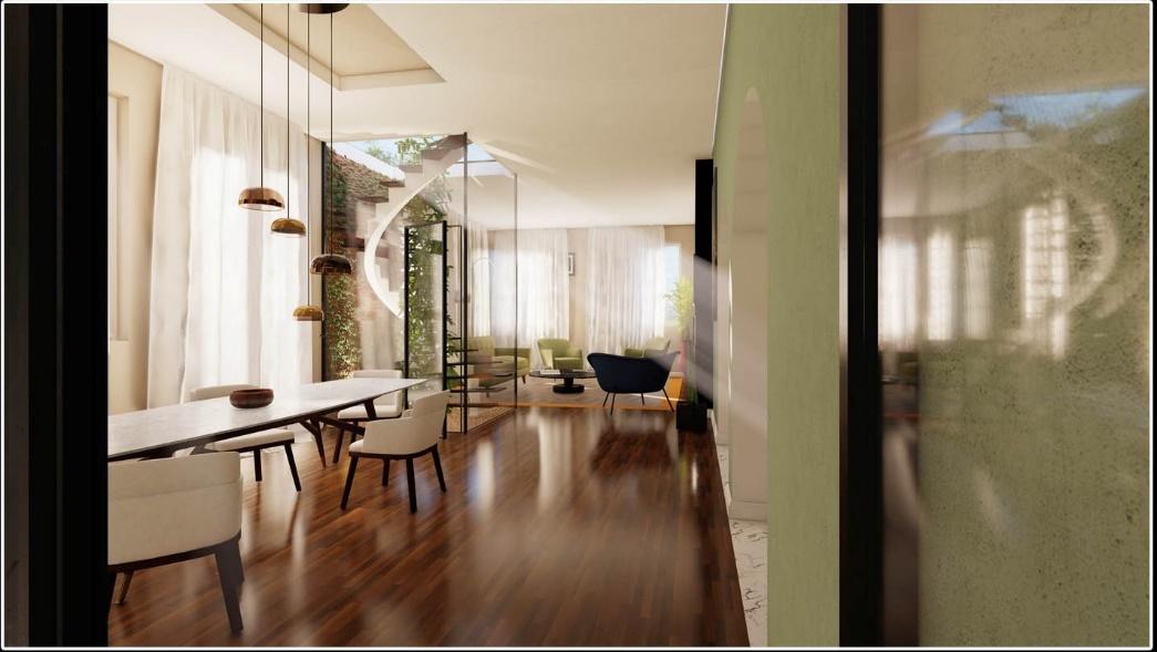 Il designer vincitore: l'architetto milanese Fabio Carria / Gopillar
