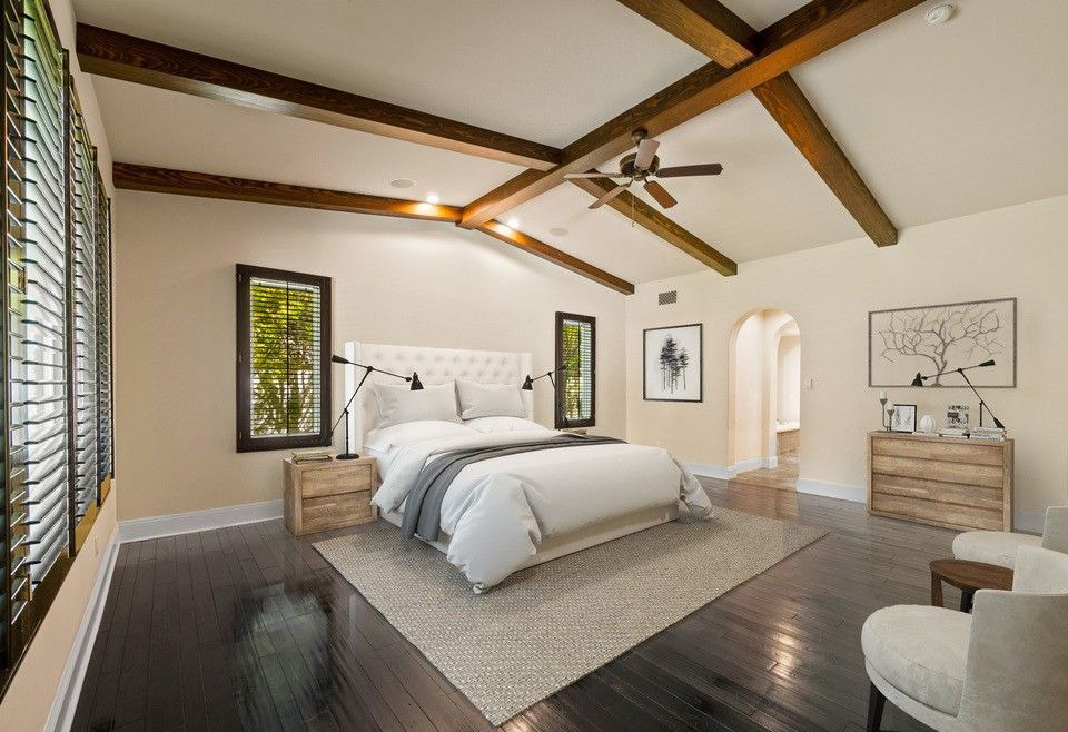 La stanza da letto / Gtres