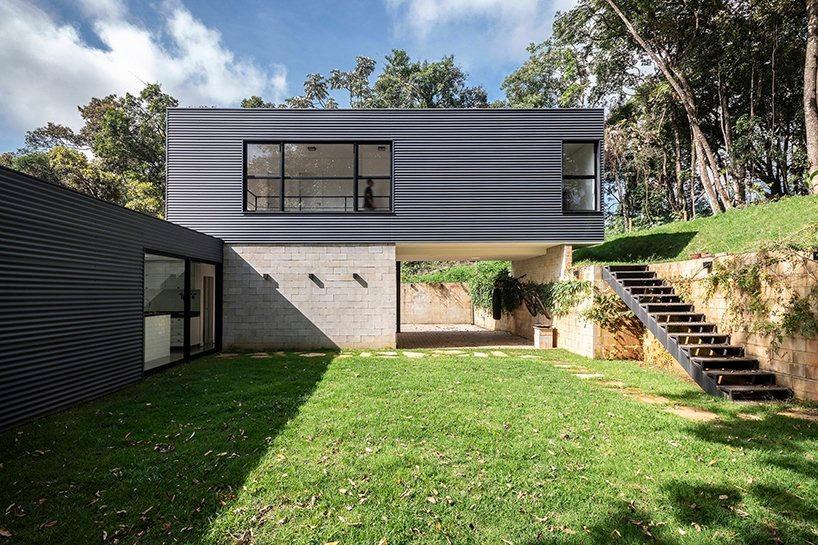 Daniel Mansur/BernardoHorta Arquiteto & Meius Arquitetura