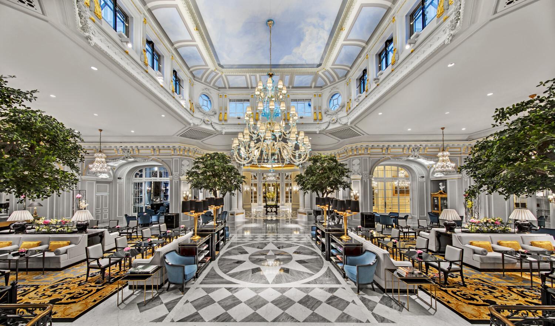 Hotel St Regis Roma / Tetris Italia