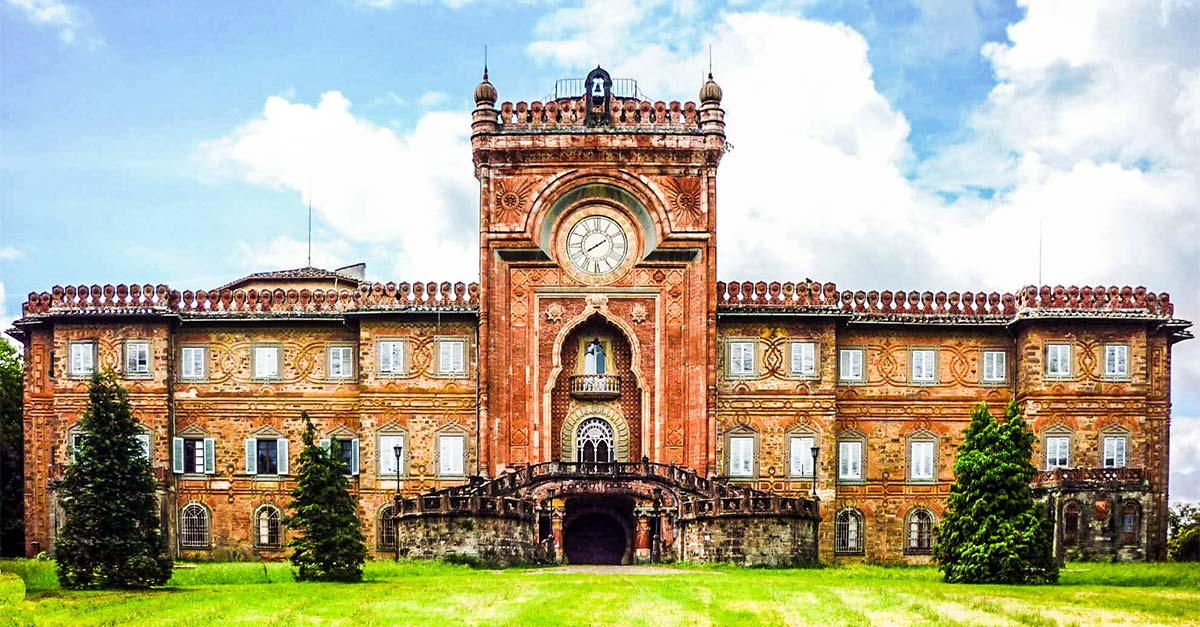 Castello di Sammezzano - Paebi / CC BY-SA / Wikimedia commons