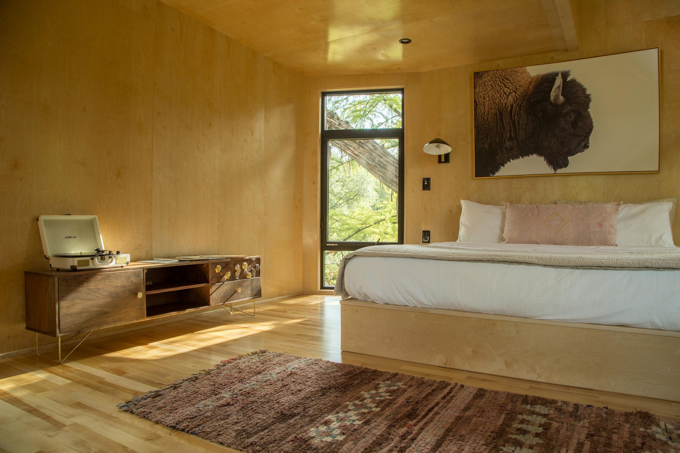La stanza grande / Smiling Forest/ArtisTree