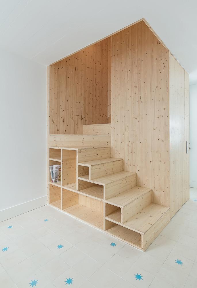 Casa AT/Estudio ODS / Ricardo Santos