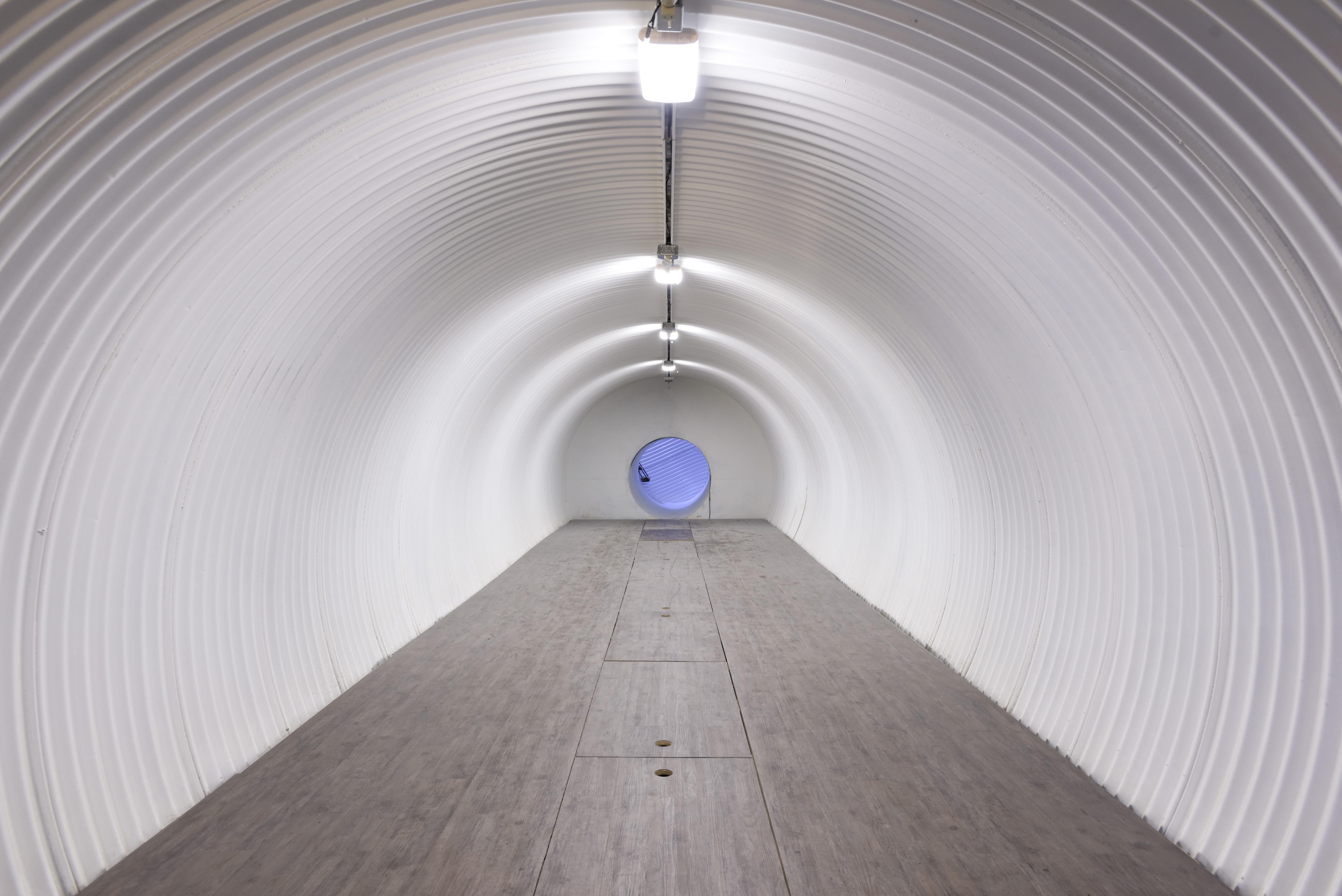 L'interno del bunker / Douglas Elliman