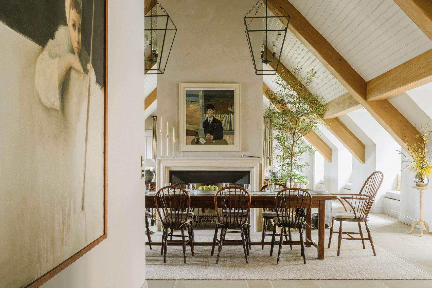La sala da pranzo / Peter Cook