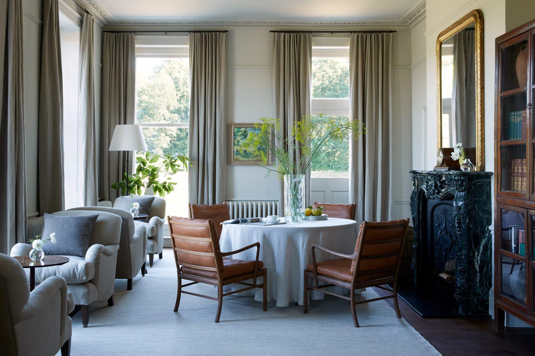 Una suite con soggiorno / Peter Cook