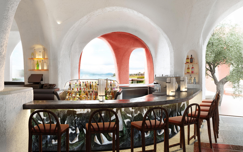 Hotel Costa Smeralda / Arcadis