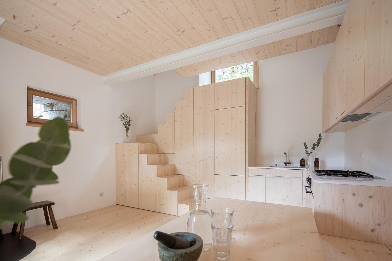 Casa Lucciola Renovation/Rafael Schmid Architekten / Rafael Schmid