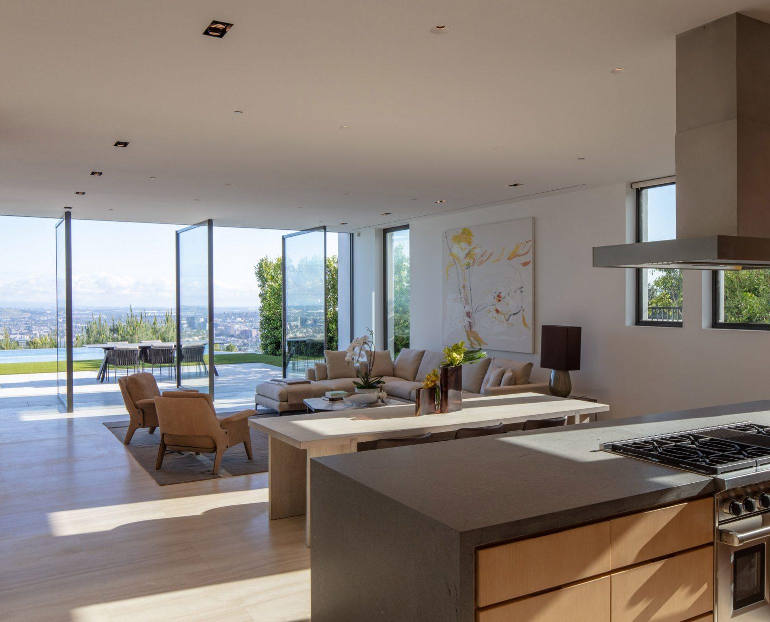 La cucina e il salone /  Standard Architecture/Viewpoint Collection