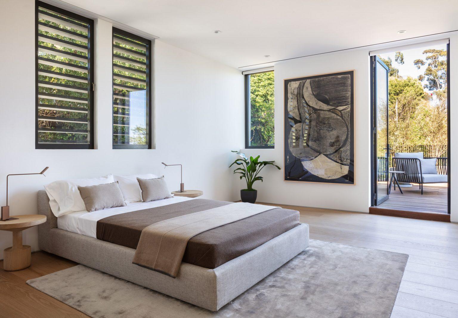 La stanza da letto principale /  Standard Architecture/Viewpoint Collection