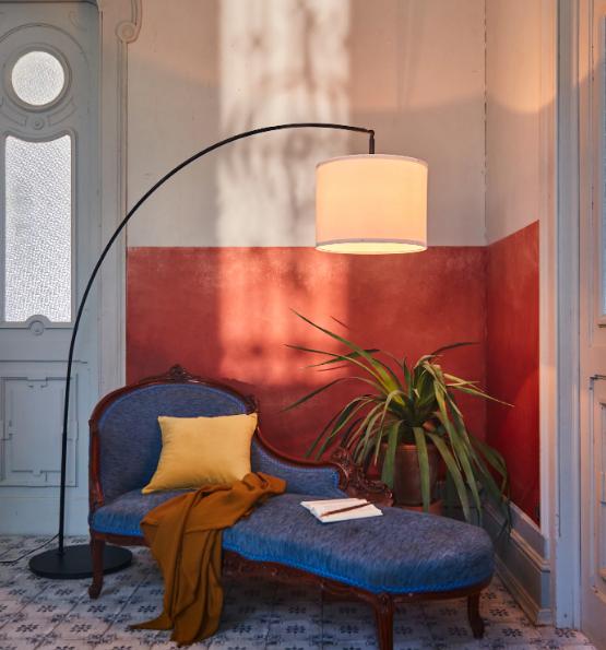 Lampada ad arco SKAFTET / Ikea