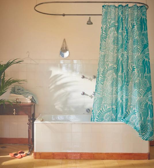 Tenda per doccia GATKAMOMILL / Ikea