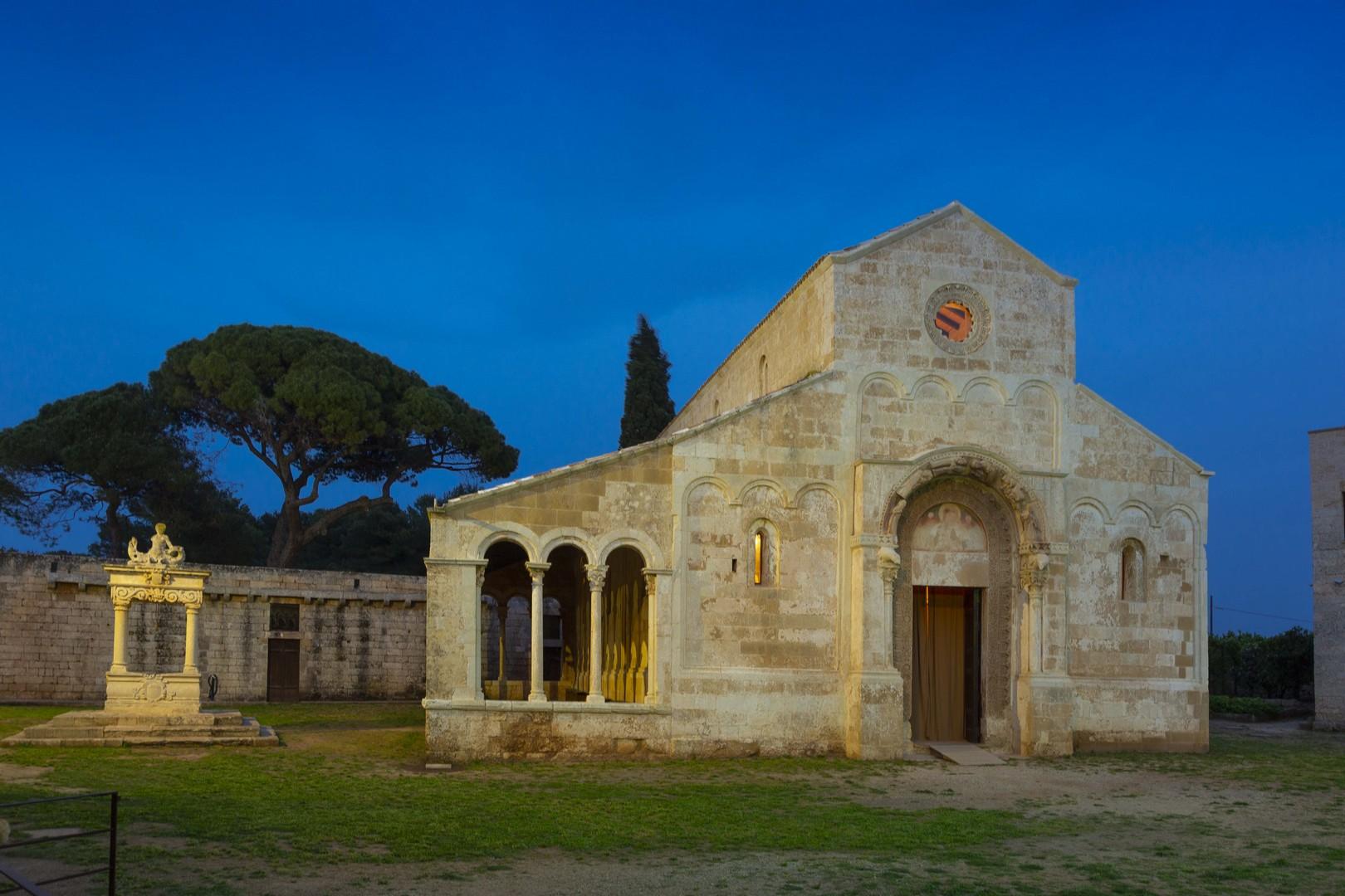 Abbazia Santa Maria di Cerrate Lecce / Dario Fusaro