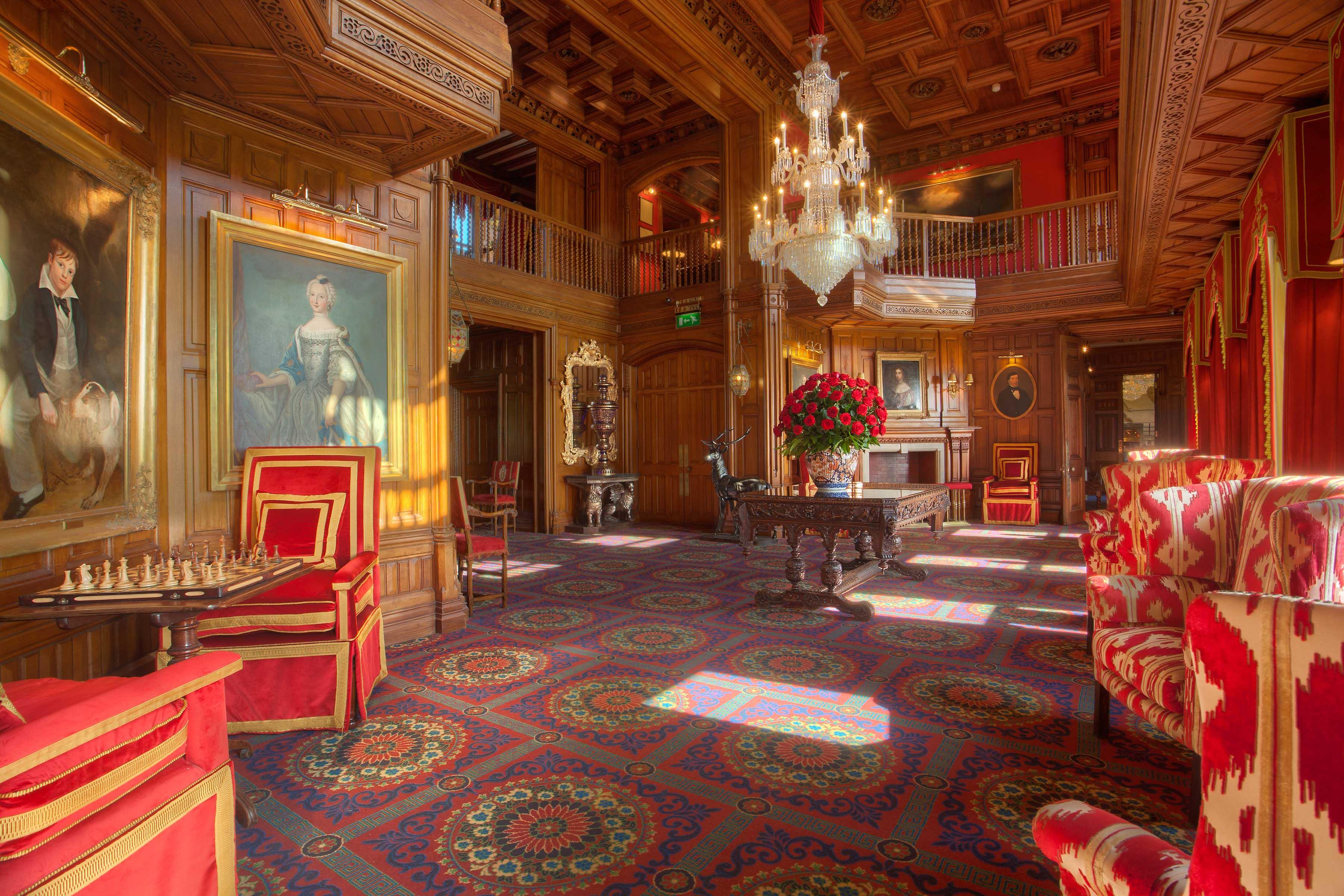 Hall di ingresso / Ashford Castle