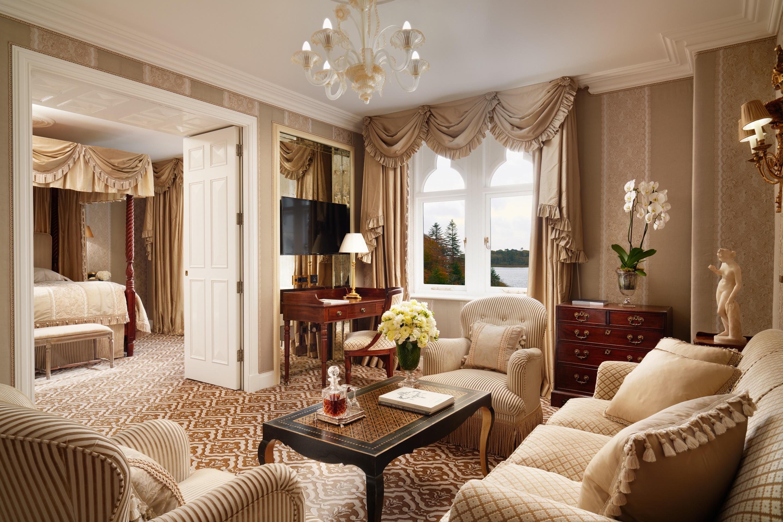 Una delle suite / Ashford Castle