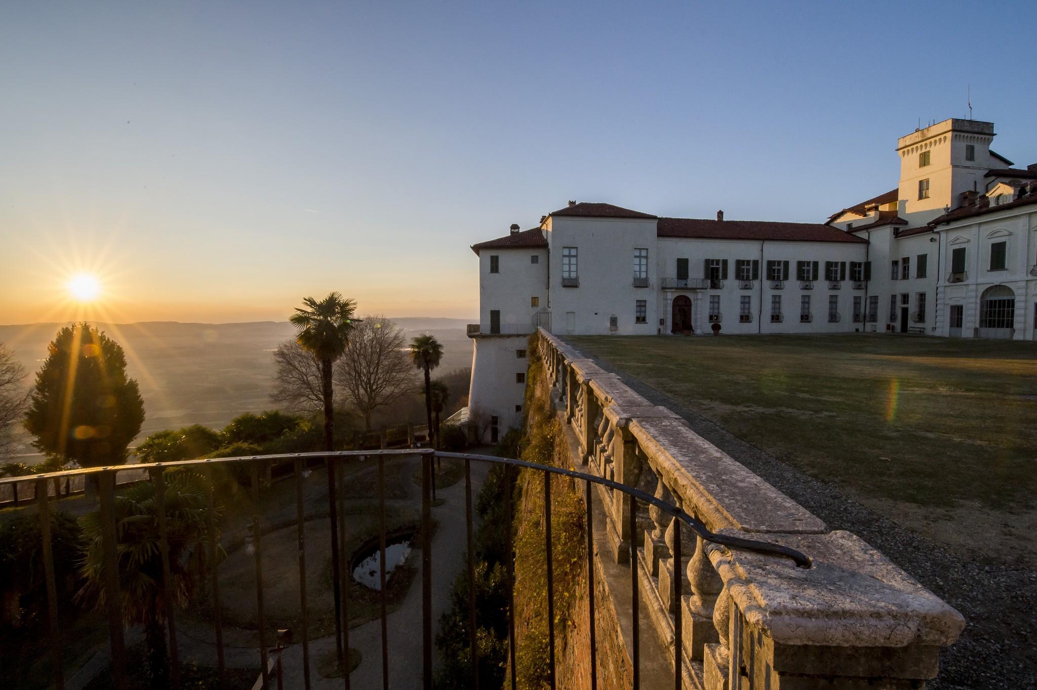 Castello e parco di Masino (To) / Gabriele Basilico