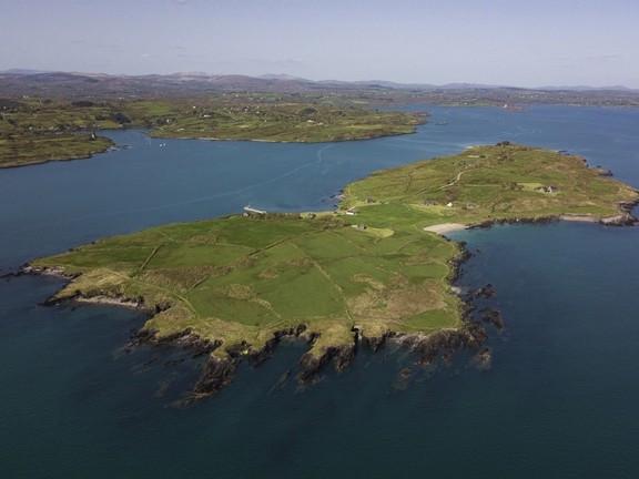 Isola d'Irlanda / Isla de Irlanda