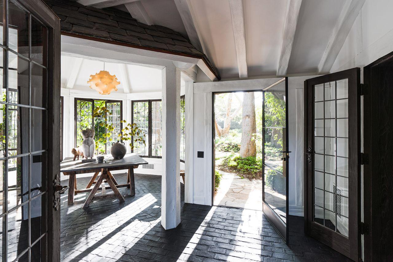 La proprietà apparteneva a Ellen DeGeneres e Portia de Rossi  / Blake Bronstad