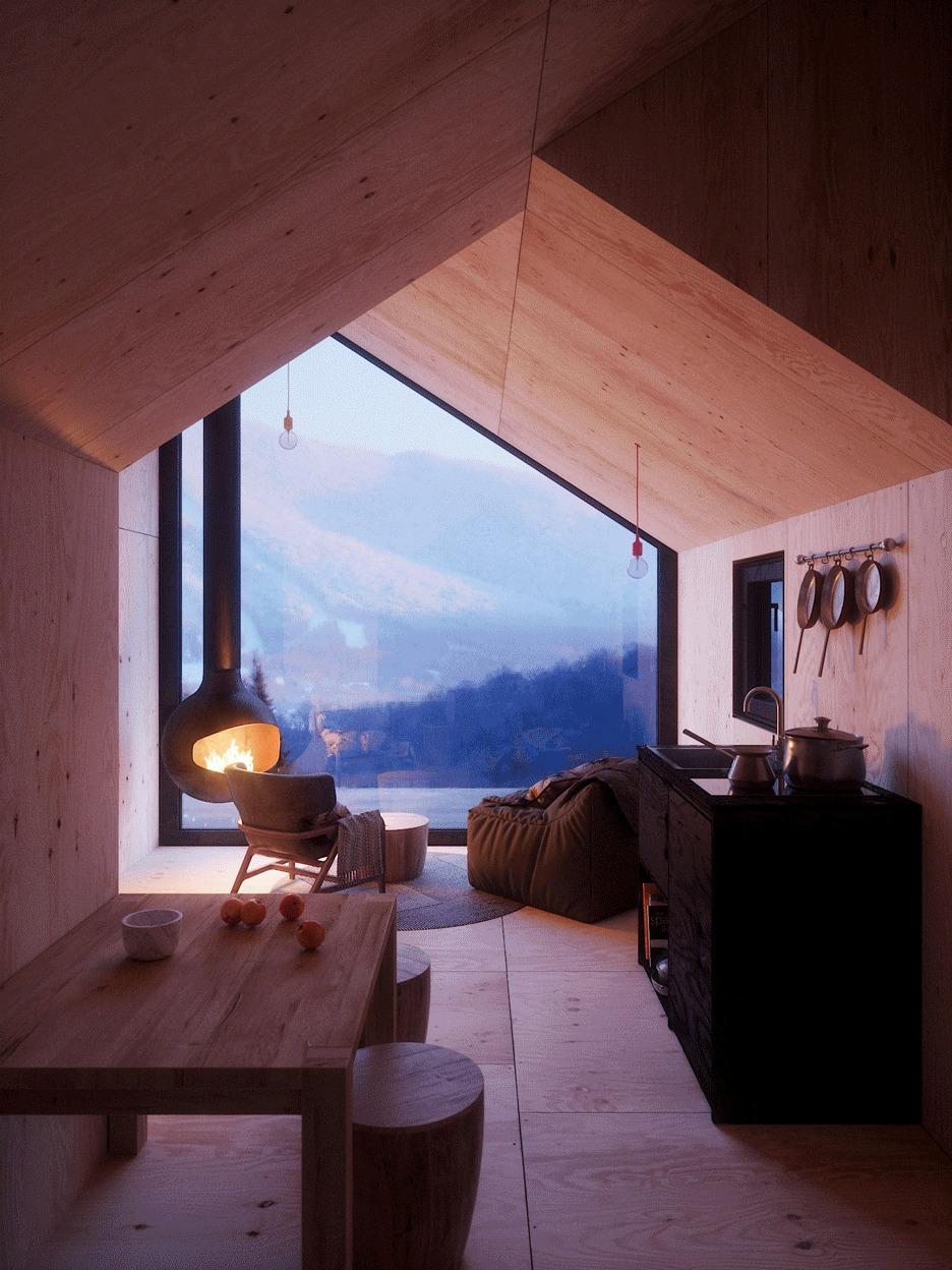 Mountain Refuge/ Massimo Gnocchi and Paolo Danesi
