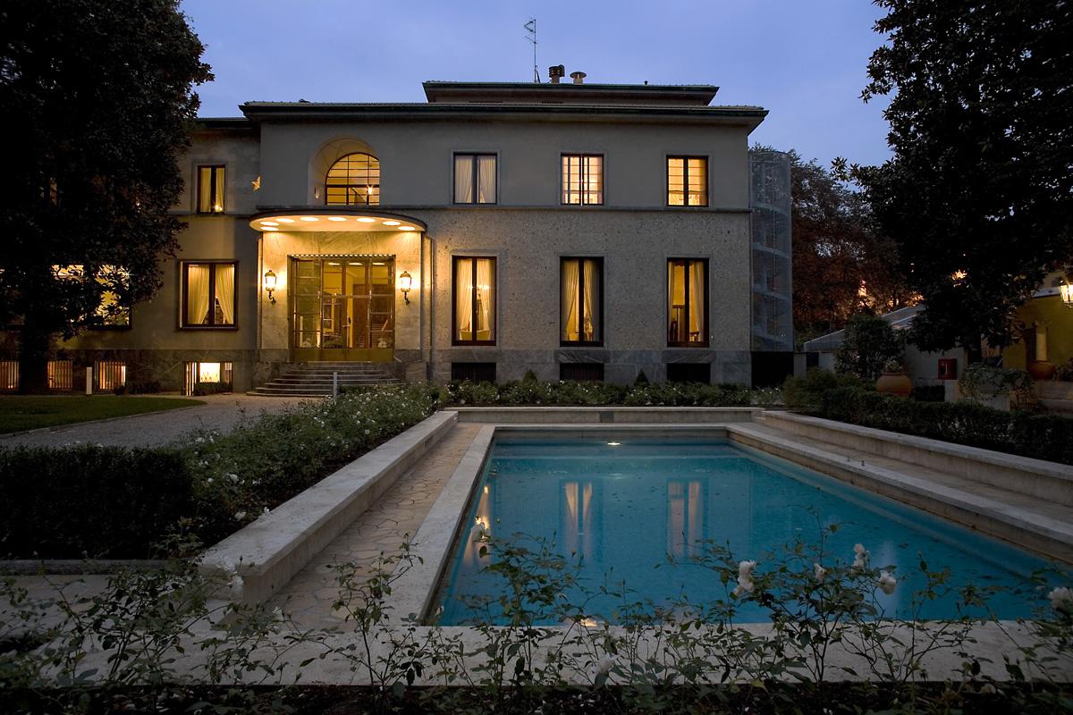 Villa Necchi / F. Clerici