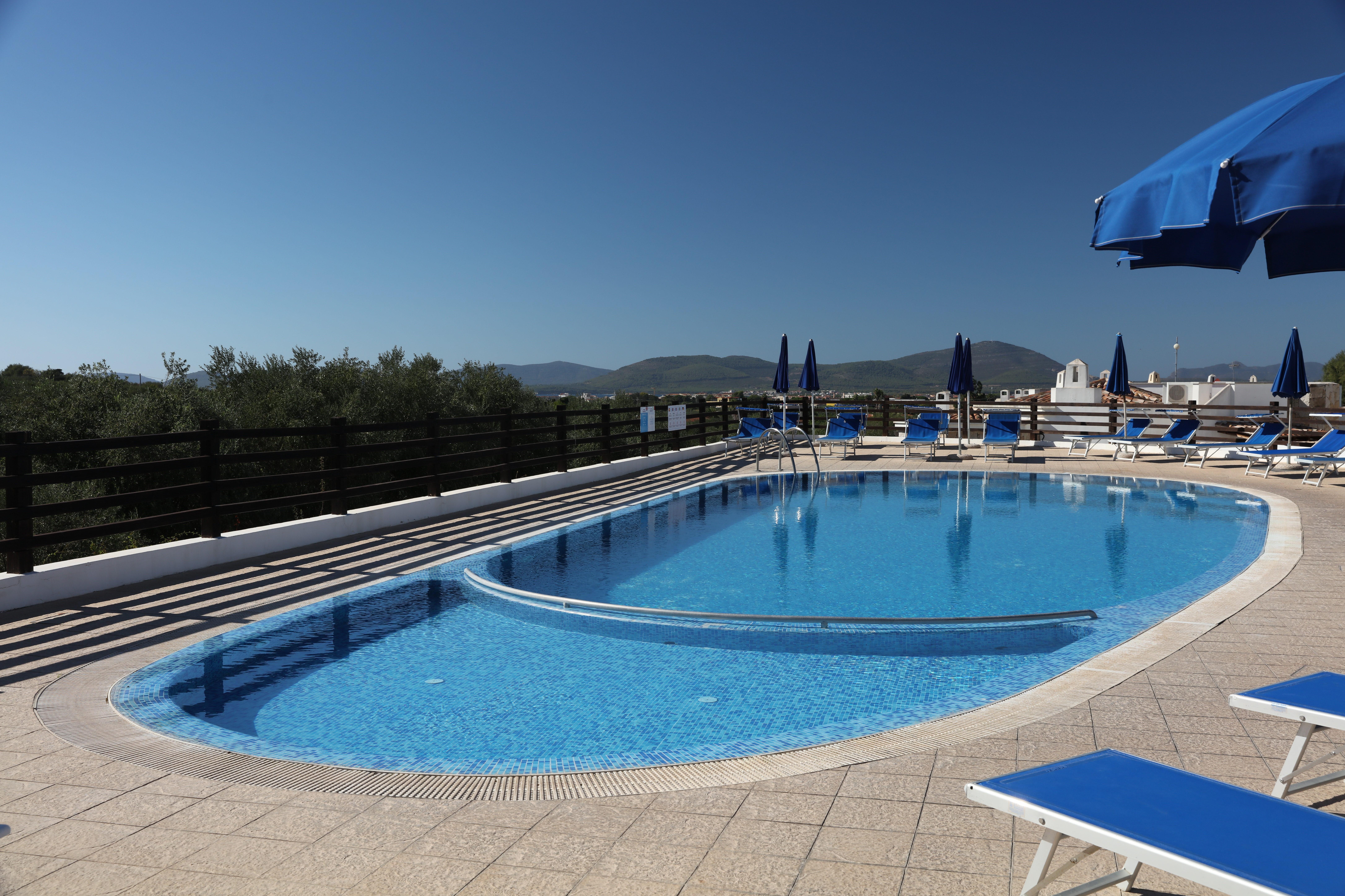 Residence Pedra Mea, piscina / Pedra Mea Alghero