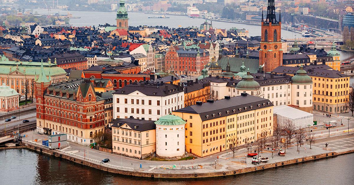 3. Stoccolma