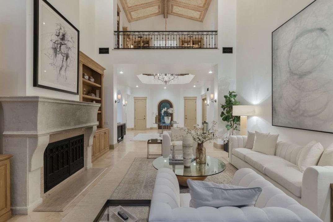L'ex casa di Britney Spears a Beverly Hills