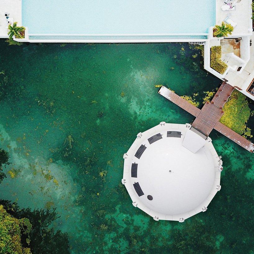 Capsule galleggianti / Anthenea