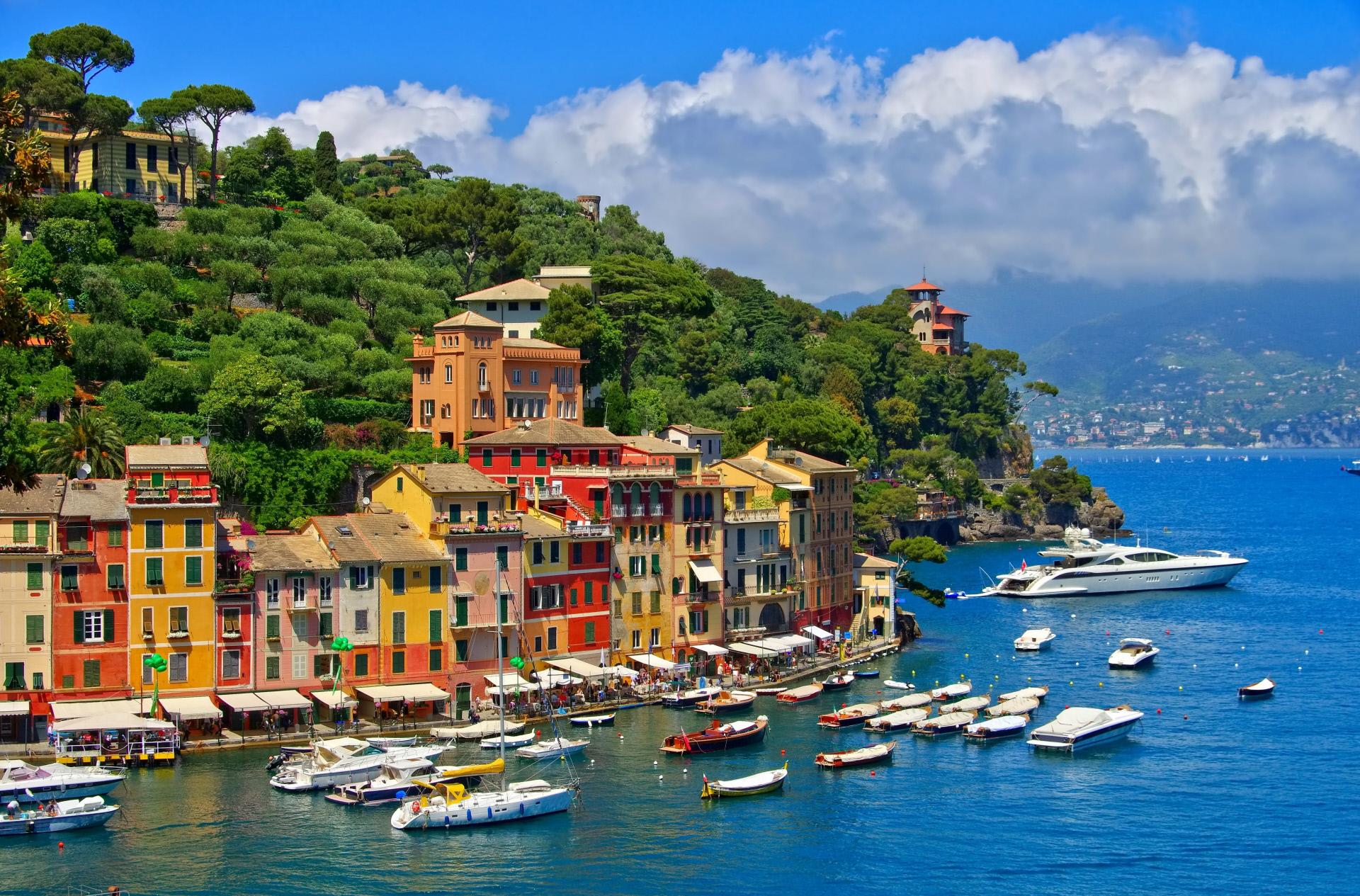 Il comune di Portofino, tra i più richiesti dagli americani che cercano case sulla costa in Italia / Gtres