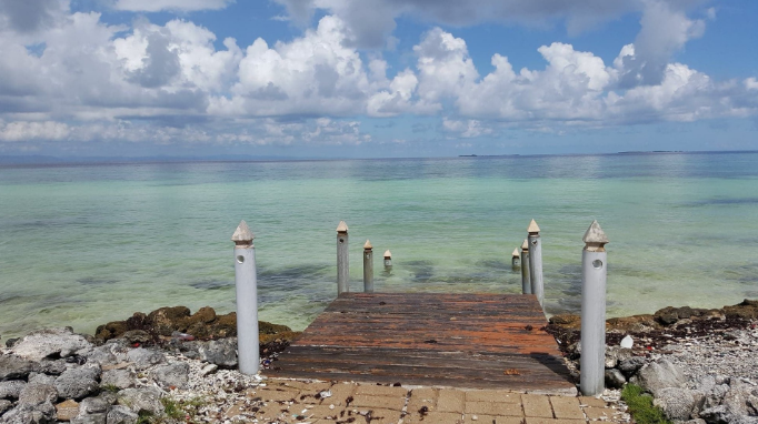 Si trova in Belize
