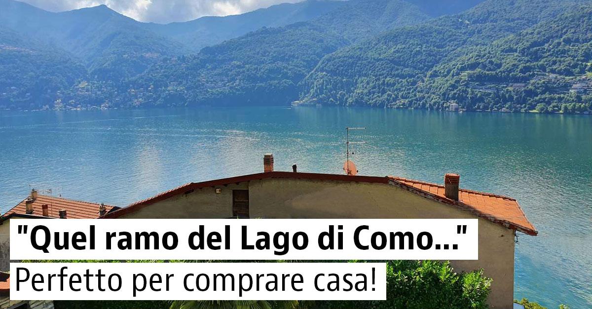 Case sul Lago di Como a buon prezzo