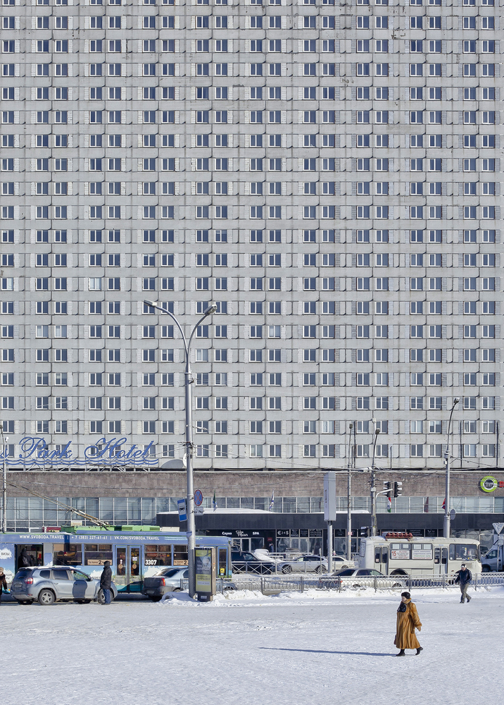 Hotel a Novosibirsk / Alexander Veryovkin/Zupagrafika