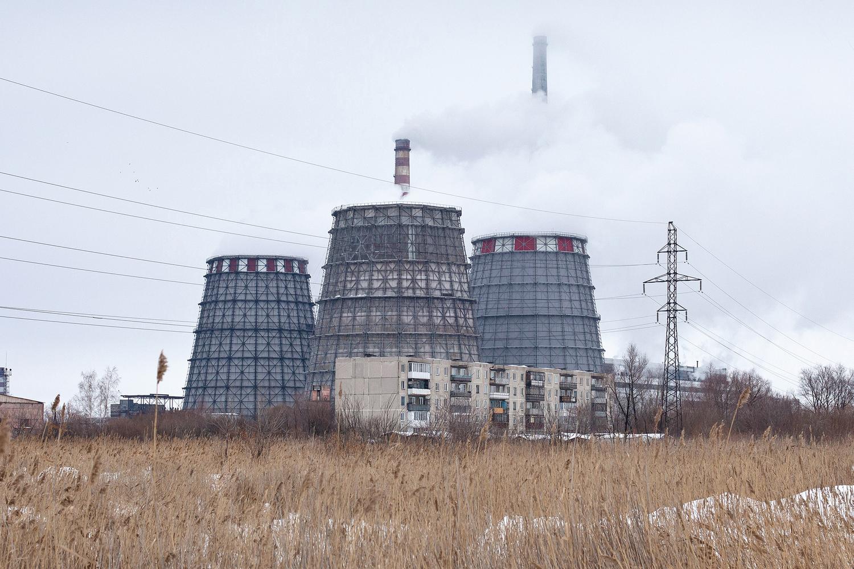 Stazione elettrica di Omsk / Alexander Veryovkin/Zupagrafika