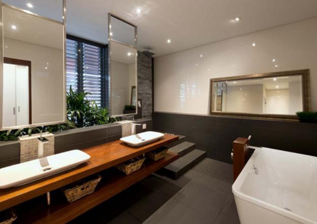 Lavabi e vasca da bagno