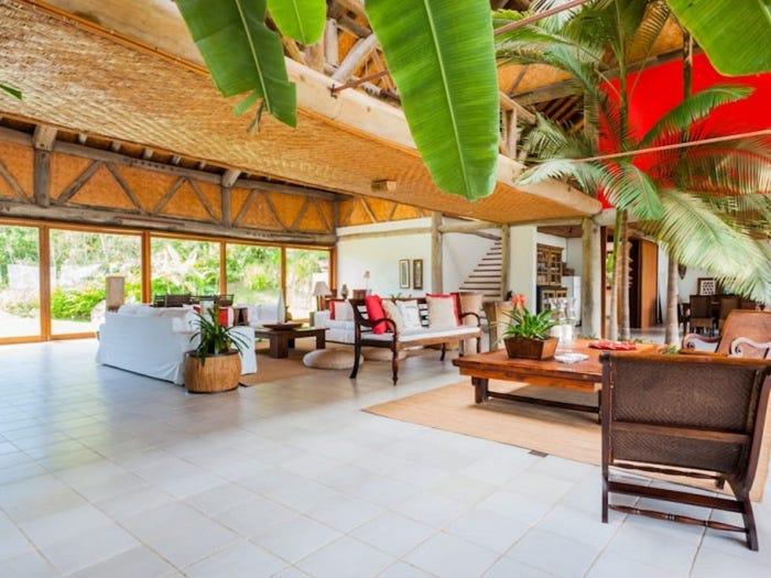 Uno stile tropicale