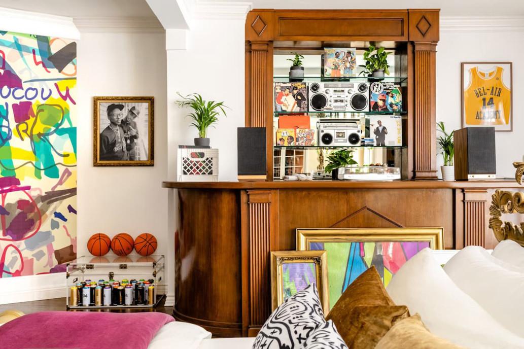 Particolari della stanza da letto / Airbnb