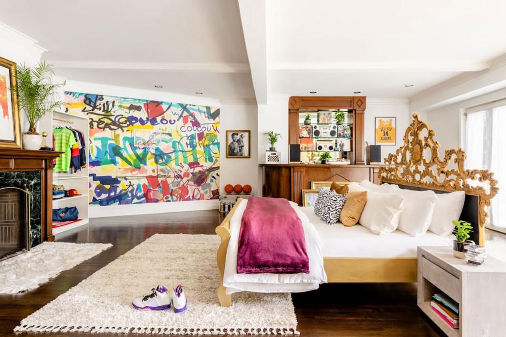 Stanza da letto / Airbnb