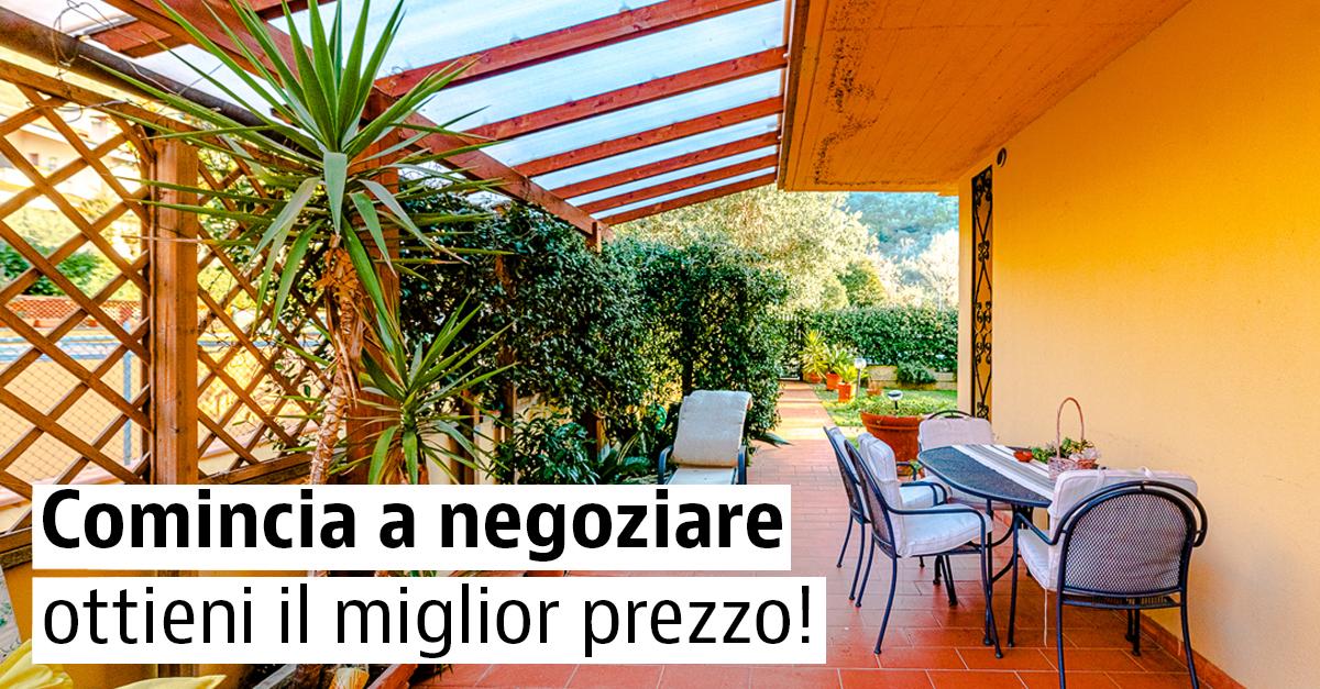 Case con prezzi trattabili in tutta Italia