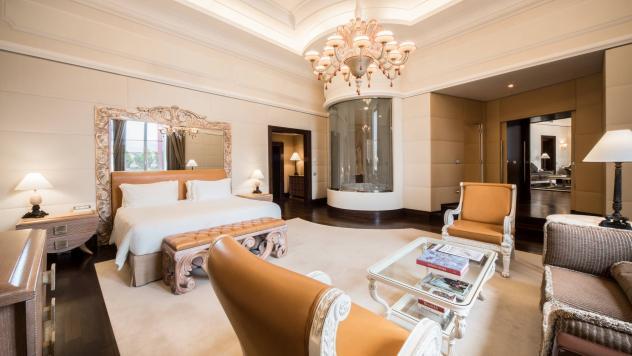 Suite Palazzo Naiadi, Roma / dahotels.com