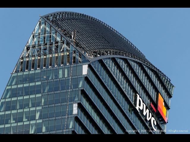 Immobiliare: CityLife, completata la Torre Pwc di Libeskind