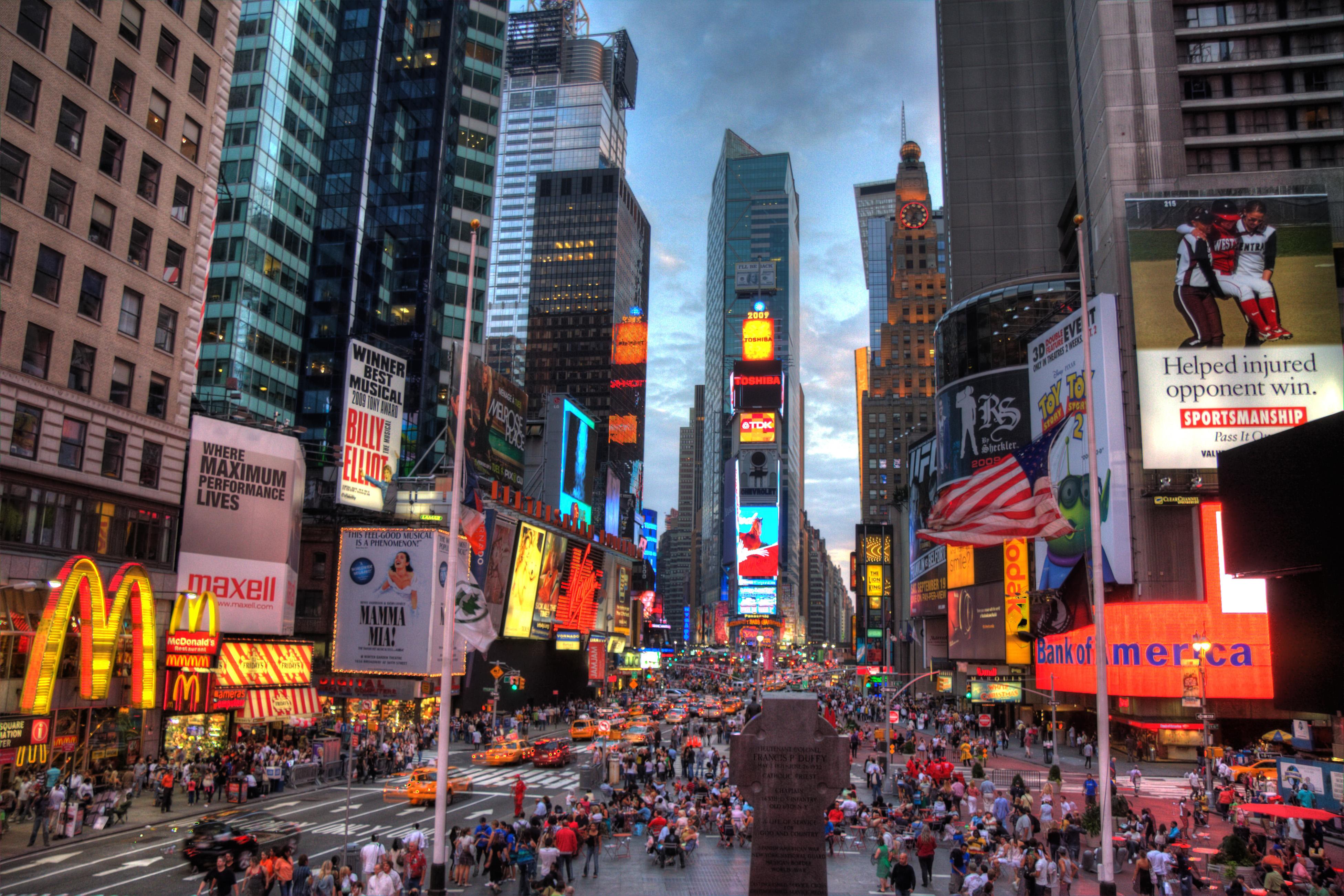 New York / Wikimedia commons