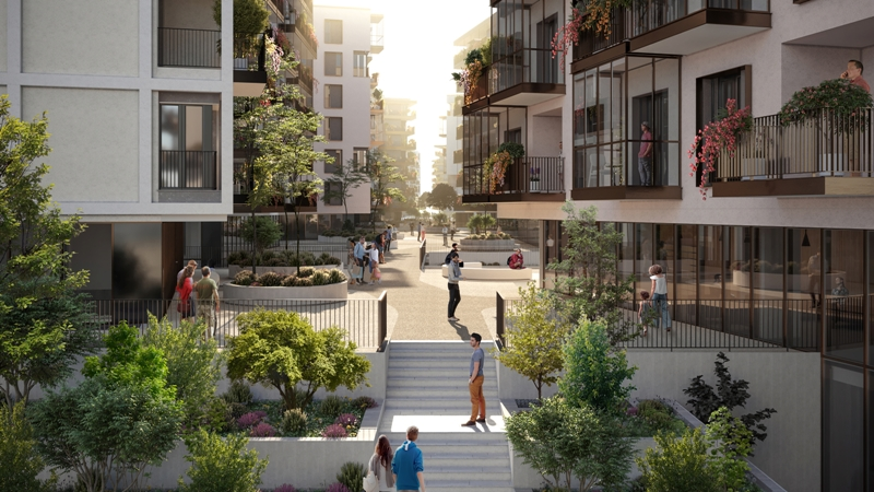 Progetto SeiMilano - Studio Mario Cucinella Architects