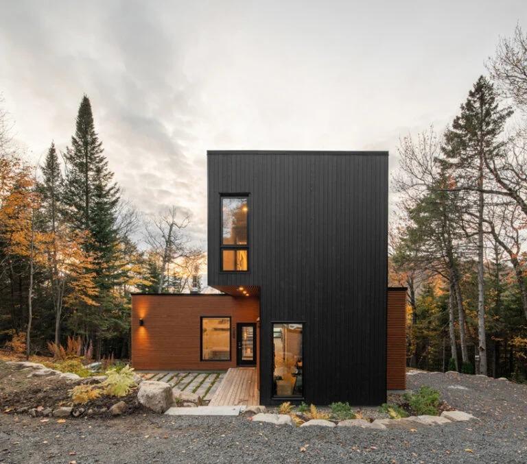 La vista esterna / David Boyer/Figurr architects collective