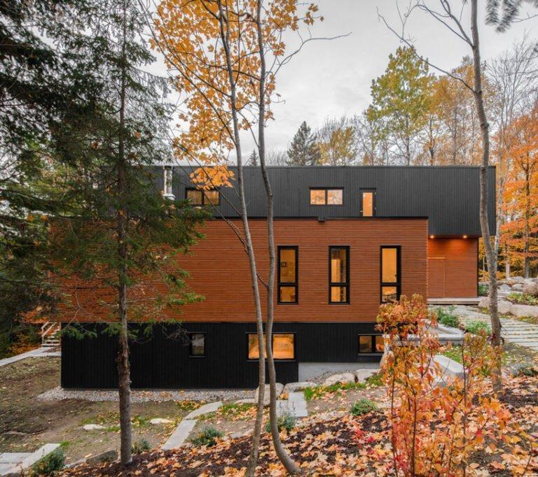 I moduli / David Boyer/Figurr architects collective