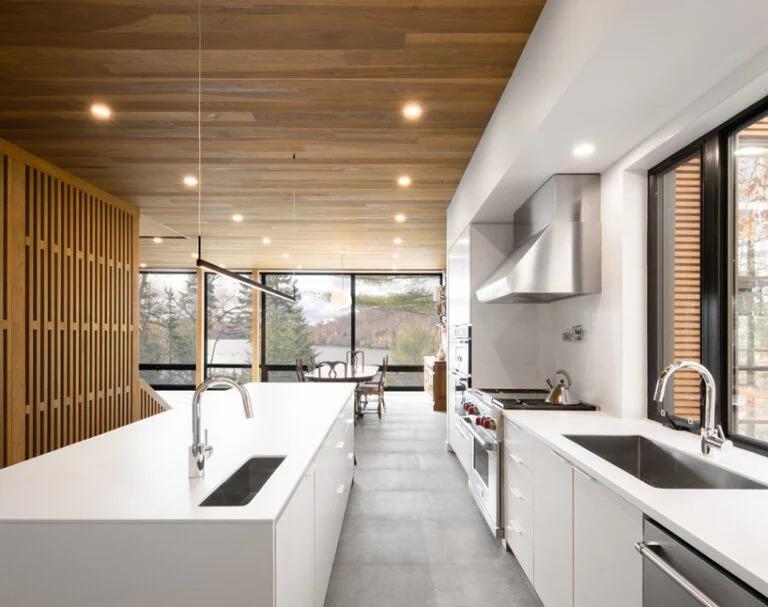La cucina / David Boyer/Figurr architects collective